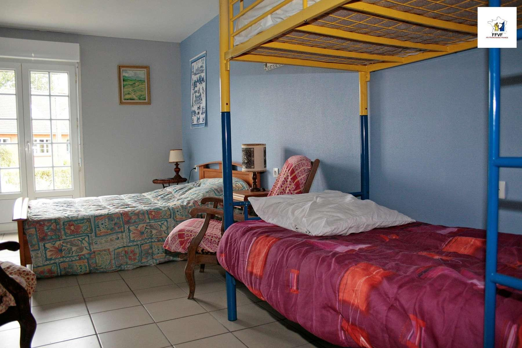 chambre St Jacques