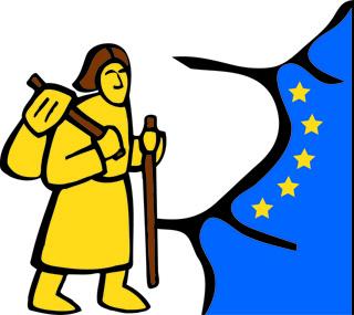 logo de la Via Francigena